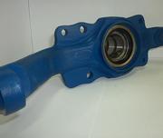 Кулак поворотный с подшипником для ВАЗ-2121 и ВАЗ-2123 Шевроле-Нива