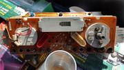 Приборы на ВАЗ 21099 в хорошем состоянии