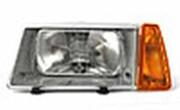 Фары оптика на автомобиль ваз 2108,  2109,  21099 левая фара и правая